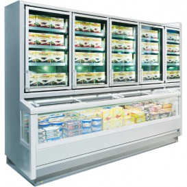 Шкаф-бонета морозильная Carrier VANTIS AF