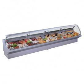 Витрина холодильная Carrier CRONOS