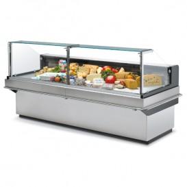 Витрина холодильная Carrier DANAOS