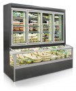 Шкаф-бонета холодильная JBG-2 MDY Mix L1/H1