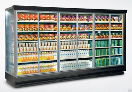 Горка холодильная Norpe Viessmann TectoDeck MD2 e-Novus