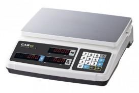 Порционные настольные весы CAS PR-15B