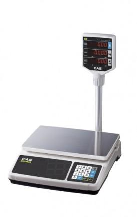 Порционные настольные весы CAS PR-30P