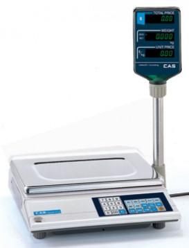 Порционные настольные весы CAS AP-30M