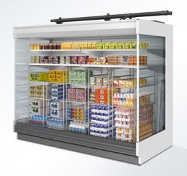 Горка холодильная AHT VENTO ROLL-IN