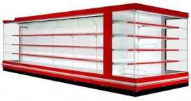 Горка холодильная ES SYSTEM K RCH Hercules 01